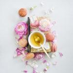 Thé macarons