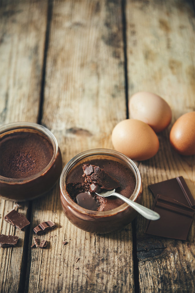 Shooting packaging Bonneterre_Moelleux au chocolat